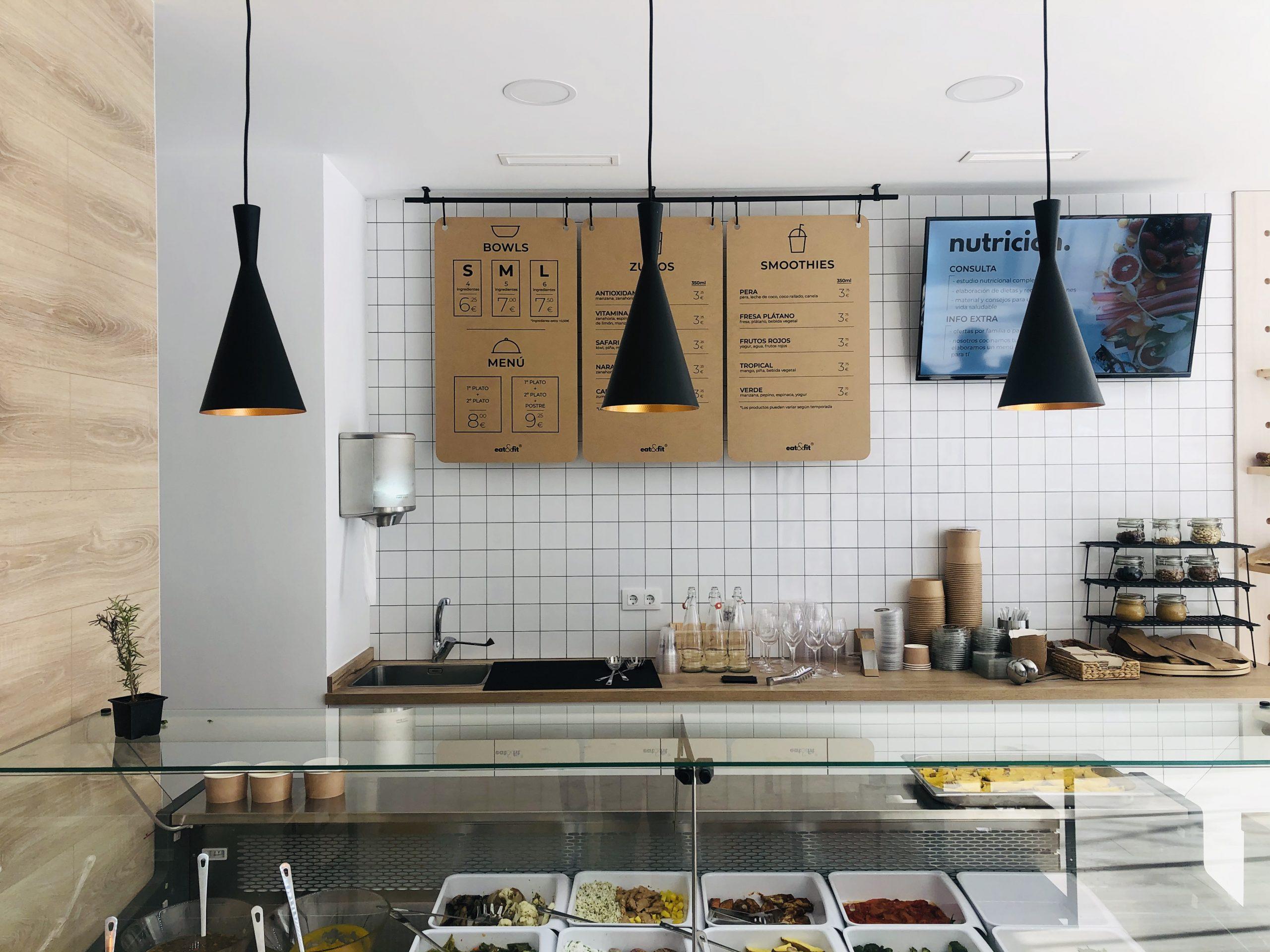 Reforma de locales comerciales Logroño